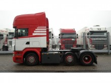 tracteur Scania R 380 6X2 TOPLINE