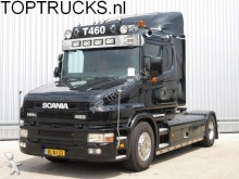 tracteur Scania T 144 460 V8 ORPEDO HAUBER SPECIAL SHOWRUCK