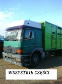trattore Mercedes Atego 1228
