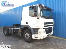 cabeza tractora DAF CF 85 410 Manual, Steel suspension, Naafreductie