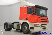 tracteur Scania P420 Retarder