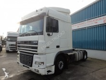 cabeza tractora DAF XF FT 95-430 SPACECAB (ZF16 MANUAL GEARBOX / AIR