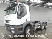 tracteur Iveco Trakker AD440T45 6X4 Intarder Big-Axle Hydraulik