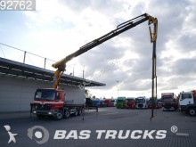 cabeza tractora Mercedes Actros 3240 K 8X4 Manual Big-Axle SteelSuspensio