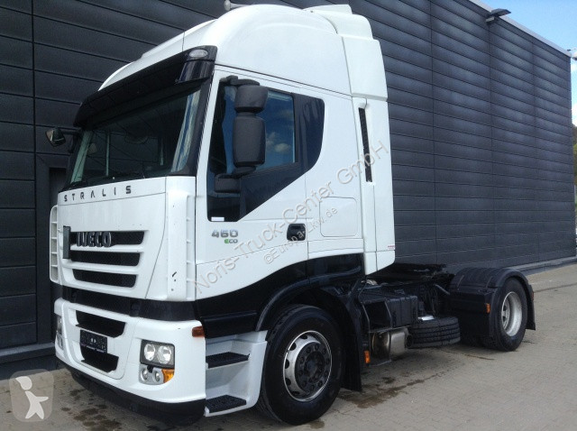 Iveco AS440S46T/P EEV (Intarder Klima ZV) tractor unit