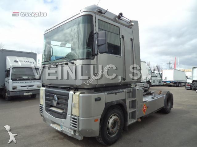 tracteur renault standard magnum magnum 480 4x2 occasion n 1636283. Black Bedroom Furniture Sets. Home Design Ideas