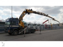 trattore MAN 32.414 8X4 WITH EFFER 1150 8S CRANE WITH JIP