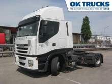 tracteur Iveco Stralis AS440S45TP (Euro4 Klima Luftfed. ZV)