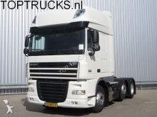 cabeza tractora DAF XF 105.460 6X2 SUPERSPACECAB EURO 5 SSC