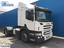 Scania P 420 Retarder, Hydraulic tractor unit