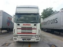 cabeza tractora Scania L 124L470