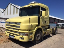 tracteur Scania R124