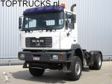 cabeza tractora MAN 19.410 4X4 MANUAL HYDRAULIC