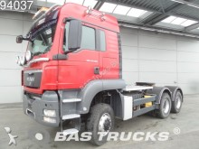 cabeza tractora MAN TGS 33.540 LX 6X6 6x6 Intarder SteelSuspension B