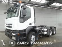 tracteur Iveco Trakker AD440T41 6X4 Intarder Big-Axle Hydraulik