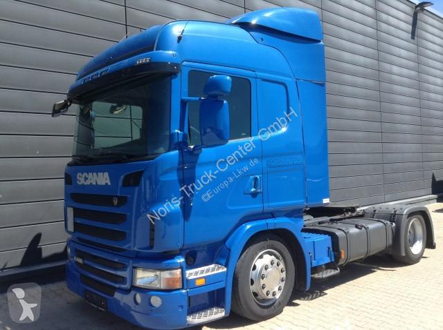 Voir les photos Tracteur Scania 440LA4x2 MEB