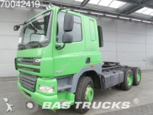cabeza tractora DAF CF85.410 6X4 Big-Axle Steelsuspension Euro 3