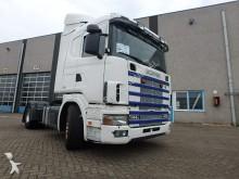 Scania 144L 460 manual euro 2 Spoiler tractor unit