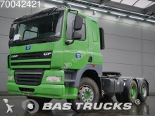 cabeza tractora DAF CF85.410 6X4 Manual Big-Axle Steelsuspension Eur