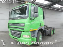 cabeza tractora DAF CF85.360 6X4 Manual Big-Axle Steelsuspension Eur