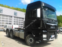 MAN TGX 33/540 hydraulique forestier tractor unit