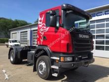 trattore Scania G440 4x4 AGRAR SZM Euro5 Kipphyd. Blatt - Luft