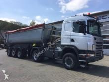 cabeza tractora Scania G400 4x4 EURO 5 SZM Kipphyd./ Deutsch. TÜV