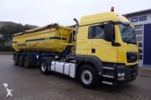 MAN TGS 18.440 4x4H BLS SZM Retarder Eur5 - TÜV tractor unit