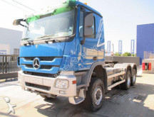 cabeza tractora Mercedes Actros 3344 AS BB 6x6