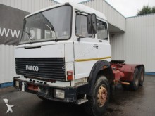 cabeza tractora Iveco 330.35, 6X4, Watercooling, Hydraulic System