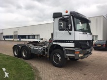 cabeza tractora Mercedes Actros 3348 6X4 Steelsuspension