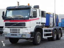 cabeza tractora Volvo FM12 380 6X6 STEEL SUSPENSION / BIG AXLE