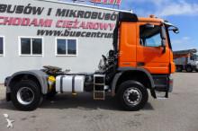 trattore Mercedes ACTROS 2041 2046 2044 4x4 EURO 5