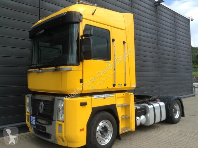 Tracteur Renault 480 T EEV / Retarder (Intarder Klima ZV)