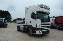 tracteur Scania L 124L