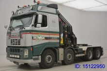 tracteur Volvo FH16.550 - 8X4