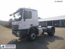 Mercedes Actros 2044 4x4 Euro 5 tractor unit