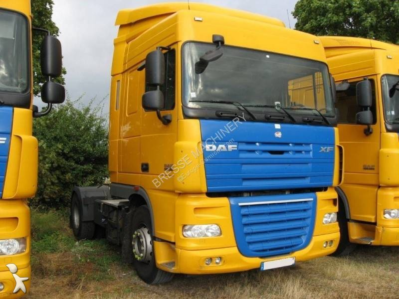 used daf xf standard tractor unit 460 4x2 diesel euro 5. Black Bedroom Furniture Sets. Home Design Ideas
