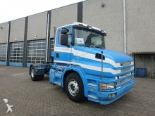 Scania Torpedo T420 + MANUAL + + PTO SPRING SPRING tractor unit
