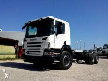 cabeza tractora Scania P RT COSTRUZIONE 380 CB6X2*4