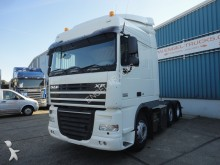 cabeza tractora DAF XF FTG 105-410 SPACECAB (ZF MANUAL GEARBOX / EUR