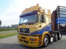 cabeza tractora MAN 26.463 Manual / XXL / EURO 2 / 6x2 / Intarder