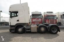 cabeza tractora Scania R420 6x2 TOPLINE RETARDER