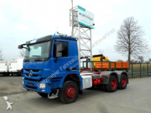 Mercedes Actros 3344 AS 6x6 tractor unit