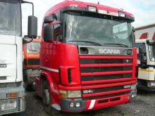 trattore Scania P124 400