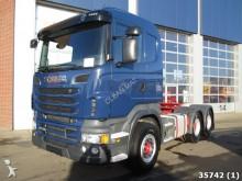 cabeza tractora Scania R730 6x4 V8 Euro 5 EEV Retarder Kiphydraulic