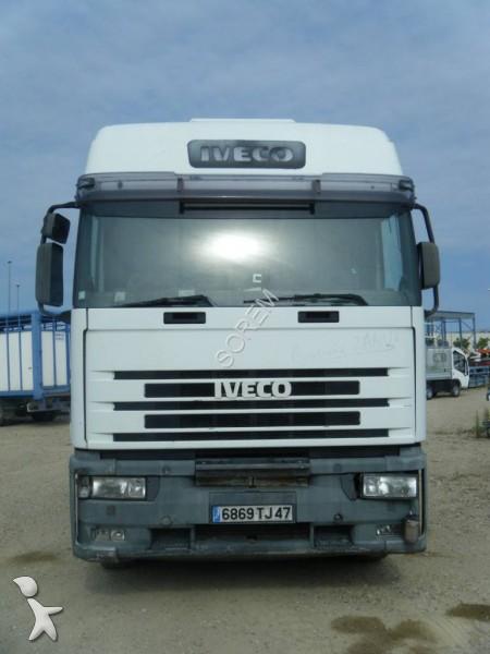 tracteur iveco standard occasion n 1766827. Black Bedroom Furniture Sets. Home Design Ideas