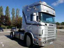 tracteur Scania L 164L580
