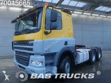 tracteur DAF CF85.410 6X4 Manual Hydraulik Big-Axle Euro 5