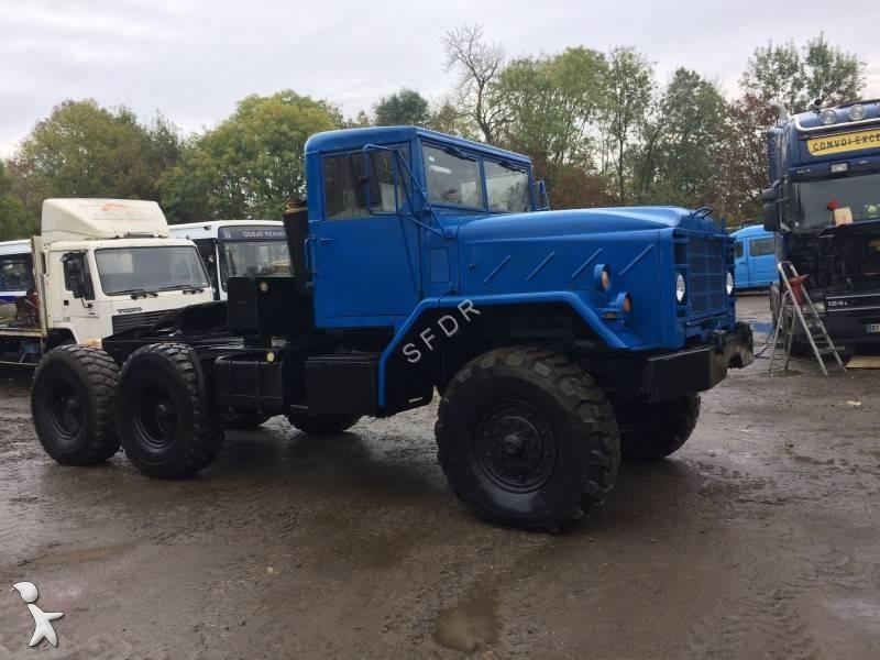 tracteur renault convoi exceptionnel 6x6 gazoil occasion